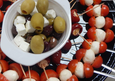 tomatoes-on-sticks-and-olives
