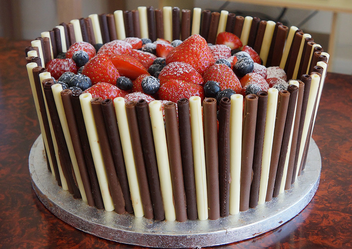 Wow Chocolate cake