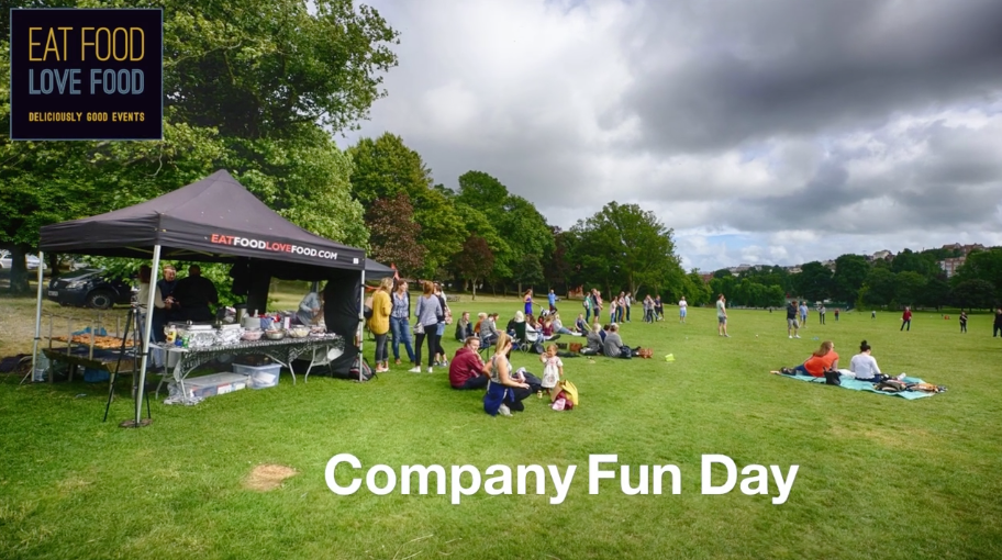 Company Fun Day BBQ